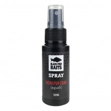 Ароматизатор спрей Black Fish Baits SPRAY Monster Crab (краб) 50мл