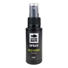 Ароматизатор спрей Black Fish Baits SPRAY Wild Honey (мед) 50мл