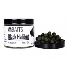 Пеллетс Black Halibut 8мм 125г