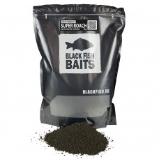 Прикормка Black Fish Baits Groundbait SUPER ROACH (плотва/ваниль) 2кг