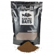 Прикормка Black Fish Baits Groundbait SUPER CARASSIO (карась/чеснок) 2кг