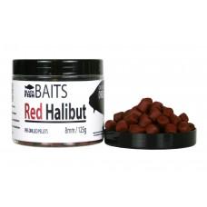 Пеллетс Red Halibut 8мм 125г