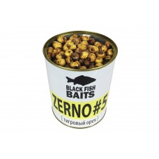 Зерновая смесь Black Fish Baits TIGER NUT ZERNO #5 (тигровый орех) 900мл