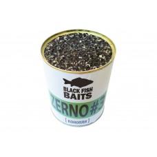 Зерновая смесь Black Fish Baits ZERNO HEMPSEED (конопля) 900мл