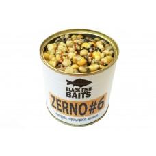 Зерновая смесь ZERNO #6 (кукуруза дроблёная, горох, просо, конопля) 430мл