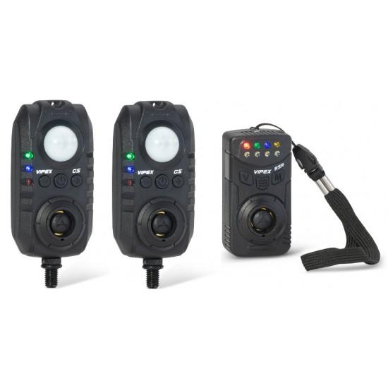 Датчики движения с пейджером ANACONDA VIPEX RS Camp Security Set 2+1