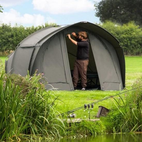 Палатка двухместная AVID CARP Base Camper Bivvy XXL