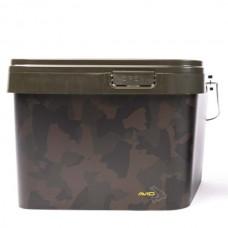 Ведро пластиковое AVID CARP Square Bucket 10L