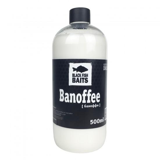 Амино Бустер Black Fish Baits Amino Booster BANOFFEE (баноффи)