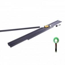Маркер стационарный Cygnet Marker Pole Kit 6.5m Inc Spot Marker Green