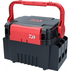 Ящик рыболовный Daiwa Tackle Box TB3000 Black/Red