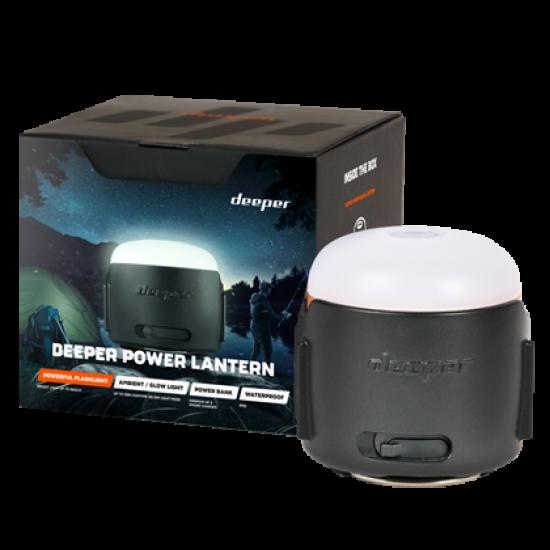 Кемпинговый фонарь Deeper Power Lantern