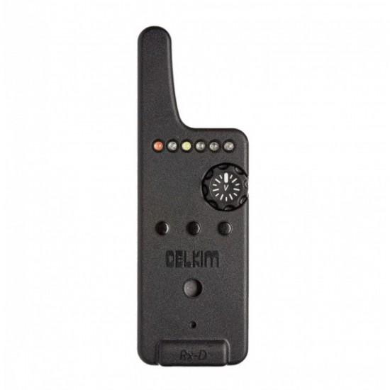 Ресивер электронного сигнализатора поклевки DELKIM Rx-D Digital Receiver