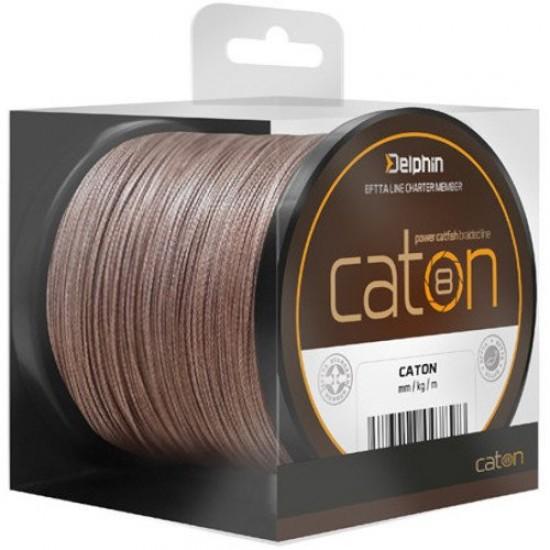 Леска плетеная DELPHIN CATON