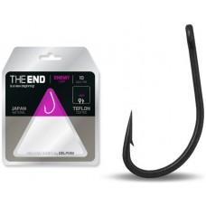 Крючки карповые Delphin THE END ENEMY Carp Hook 10шт.