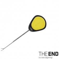 Игла для лидкора DELPHIN THE END GRIP LeadCore Needle Yellow