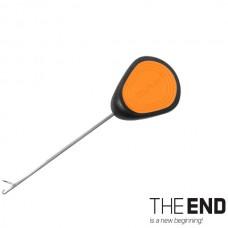 Игла для насадок DELPHIN THE END GRIP Medium Needle Orange