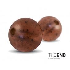 Бусины - отбойники DELPHIN THE END Soft beads G-ROUND