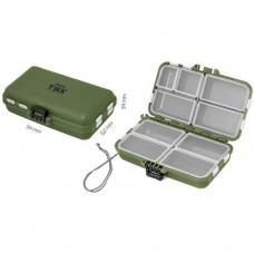 Коробка для аксессуаров Delphin TXB DUO Box 114-9P