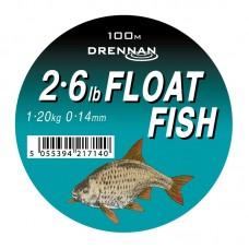 Леска поплавочная DRENNAN FLOAT FISH Mono 100m