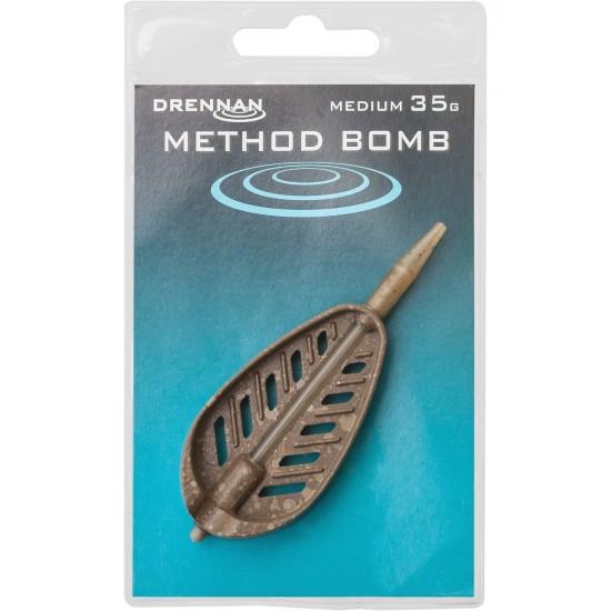 Кормушка фидерная методная DRENNAN IN-LINE METHOD BOMBS