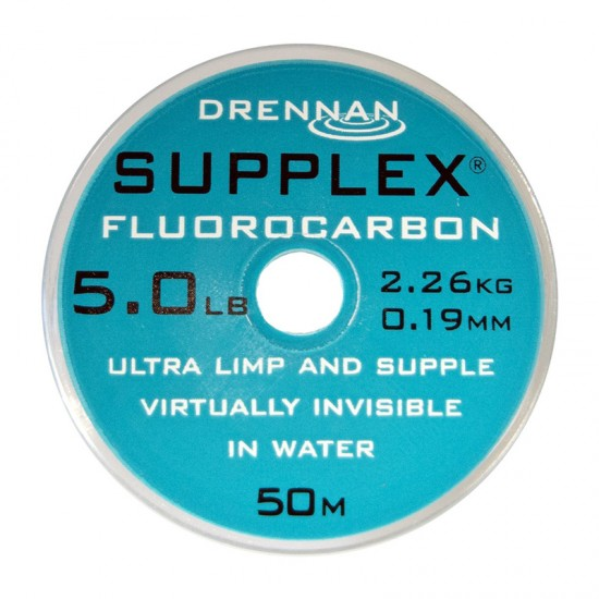 Флюорокарбон DRENNAN SUPPLEX Fluorocarbon 50m