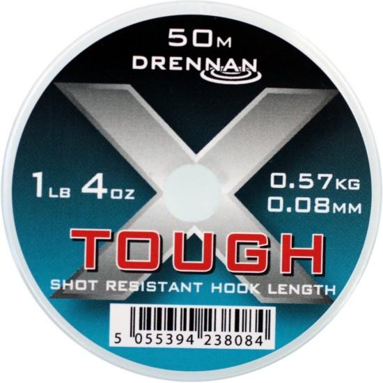 Леска DRENNAN X-TOUGH Mono Hooklink 50m