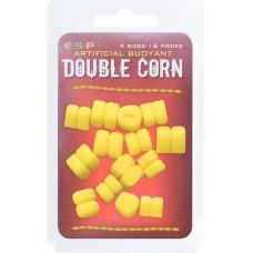 Плавающие приманки ESP Buoyant Double Corn 4 size 16шт.