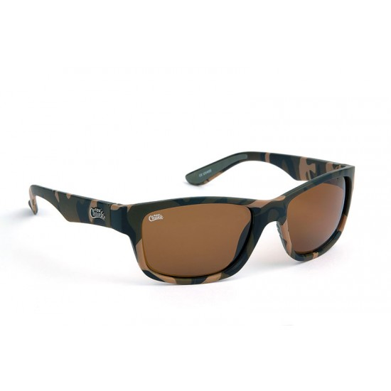 Очки солнцезащитные FOX Chunk Sunglasses Tortoise Camo Brown