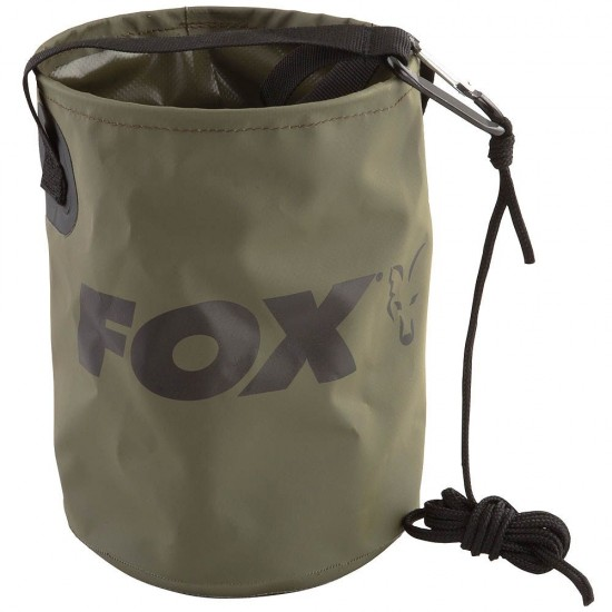 Мягкое ведро FOX Collapsible Water Bucket 4.5L
