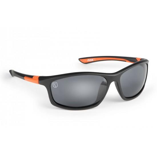 Очки солнцезащитные FOX Collection Black & Orange Frame Grey Lens