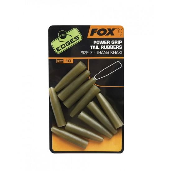 Усиленный конус для клипсы FOX Edges Power Grip Tail Rubbers