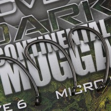 Крючки карповые Gardner Covert Dark Continental Mugga Hook