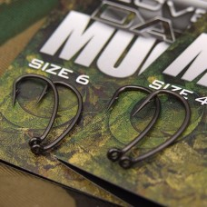 Крючки карповые Gardner Covert Dark Mugga Hook