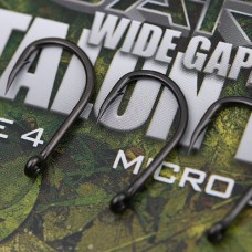Крючки карповые Gardner Covert Dark Wide Gape Talon Tip Hook