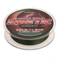 Леска плетеная Gardner Kinetic Marker Braid 250м