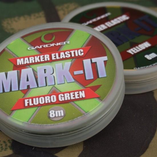 Маркерная резина Gardner Mark-It Marker Elastic Green