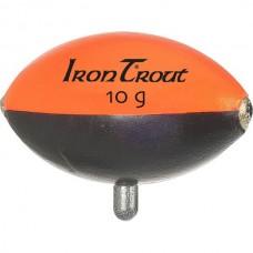 Поплавок для ловли форели IRON TROUT EGG Trout Float Orange-Black