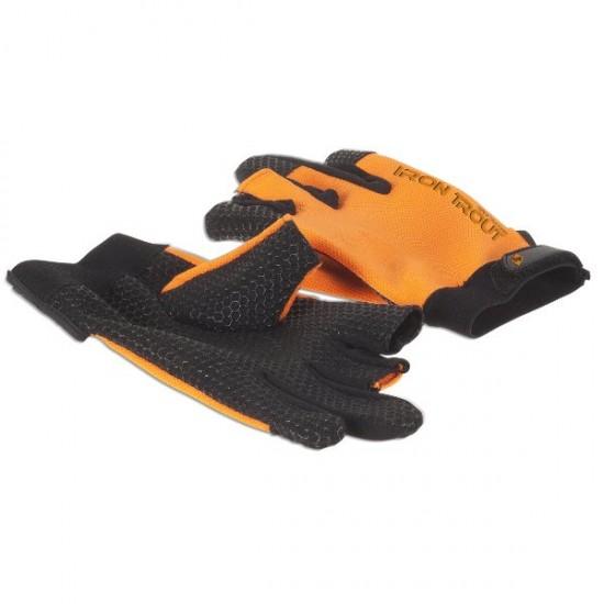 Перчатки IRON TROUT Hexagripper Glove