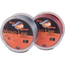Леска для ловли форели IRON TROUT MONO Line Grey 250m