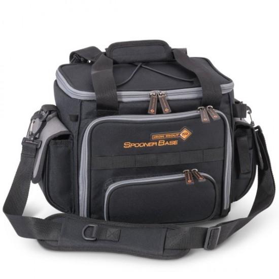 Сумка с 6 коробками для аксессуаров IRON TROUT SPOONER Base Bag