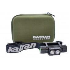 Фонарь налобный Katran HeadLamp W/B 460
