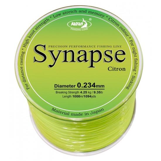 Леска карповая Katran Synapse Citron