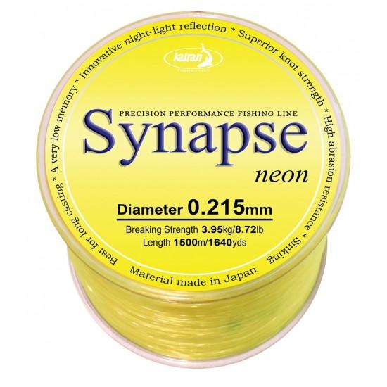 Леска карповая Katran Synapse Neon