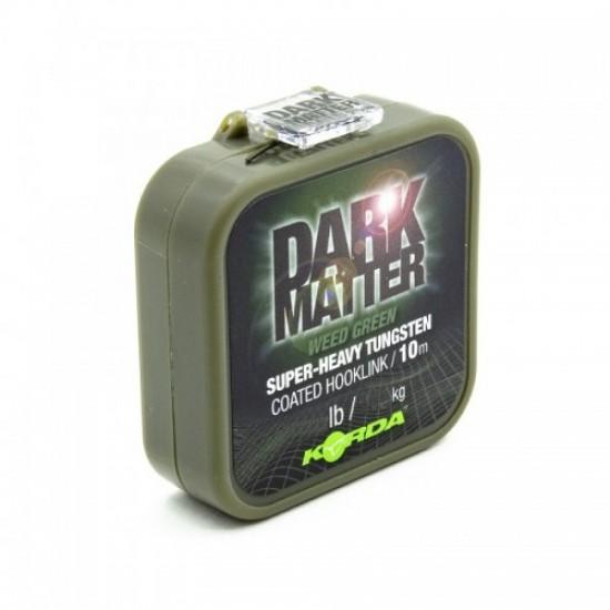Поводковый материал Korda Dark Matter Tungsten Coated Braid