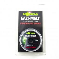 Нить растворимая Korda EAZI-MELT Braided PVA String 15m