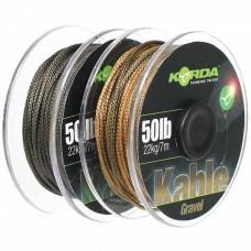 Лидкор Korda KABLE Leadcore 50lb