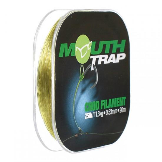 Поводковый материал Korda Mouth Trap