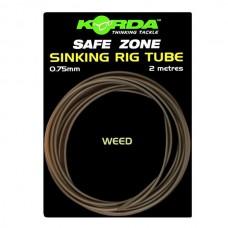 Трубка-противозакручиватель Korda Safe Zone Sinking Rig Tube