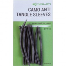 Конус для поводка KORUM Camo Anti Tangle Sleeves 10шт.
